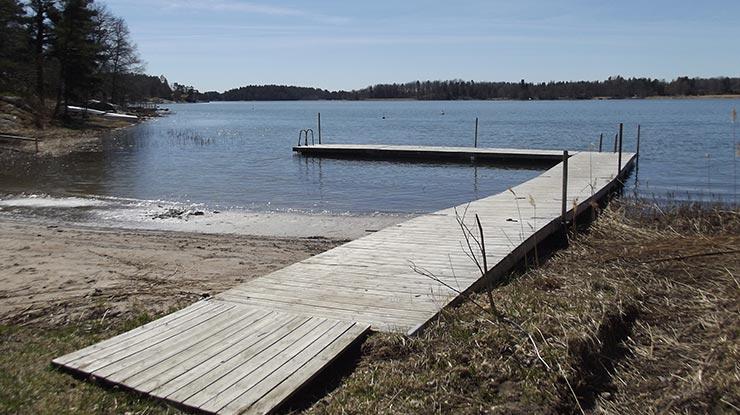 Solö - Bryggan